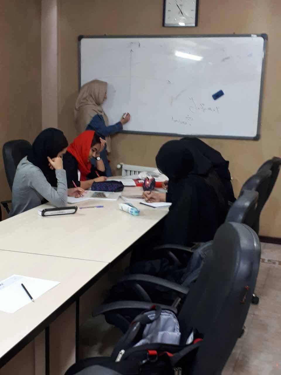 تدریس خصوصی دروس ریاضی از پایه هفتم تا دوازدهم ( ریاضی - تجربی - انسانی )