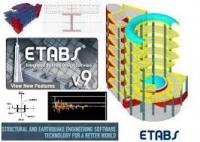 مهندس قاسمی - آموزش خصوصی نرم افزار Etabs & Safe