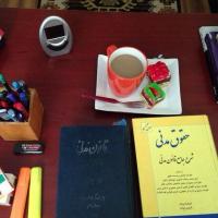 خانم محمدی - تدریس قانون مدنی در مشهد