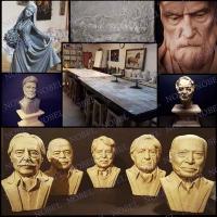 گارگاه هنری نوبل - آموزش مجسمه سازی و قالبگیری